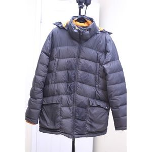Other - Grey puffer jacket